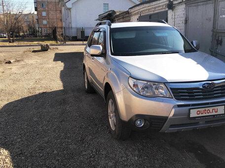 Купить Subaru Forester пробег 157 000.00 км 2008 год выпуска