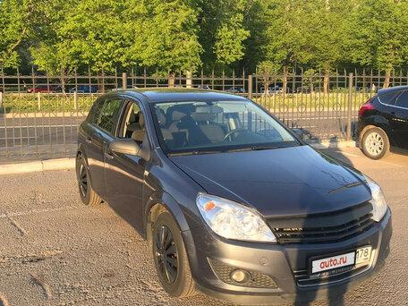 Купить Opel Astra пробег 229 408.00 км 2008 год выпуска