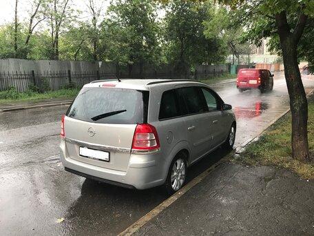 Купить Opel Zafira пробег 126 321.00 км 2009 год выпуска