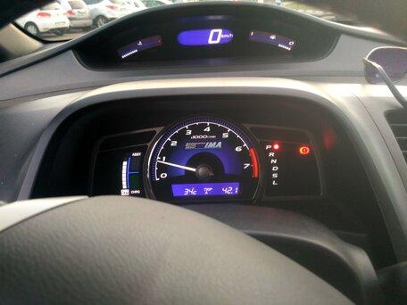 Купить Honda Civic пробег 209 000.00 км 2008 год выпуска