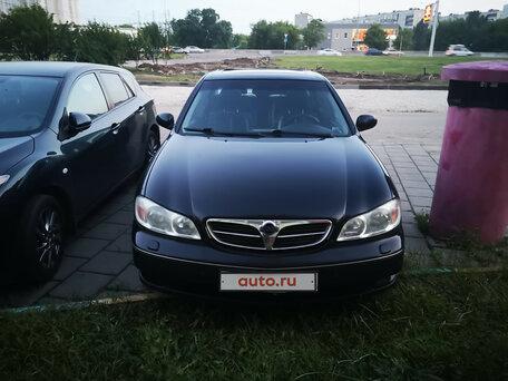 Купить Nissan Maxima пробег 350 000.00 км 2001 год выпуска