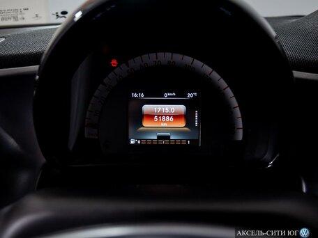 Купить Smart Forfour пробег 50 000.00 км 2017 год выпуска