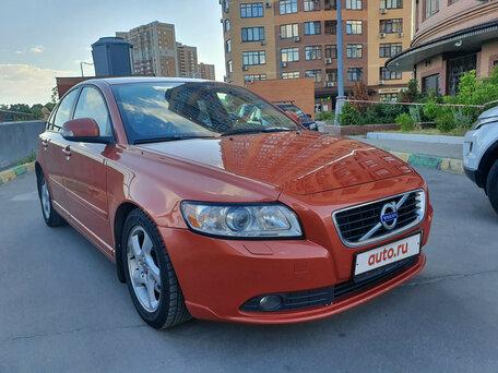 Купить Volvo S40 пробег 121 100.00 км 2011 год выпуска