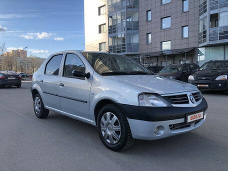 Купить Renault Logan пробег 144 000.00 км 2006 год выпуска