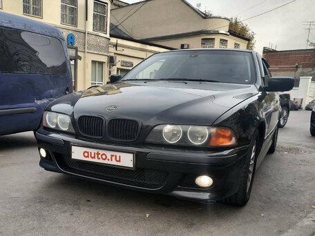 Купить BMW 5 серия пробег 347 000.00 км 1998 год выпуска