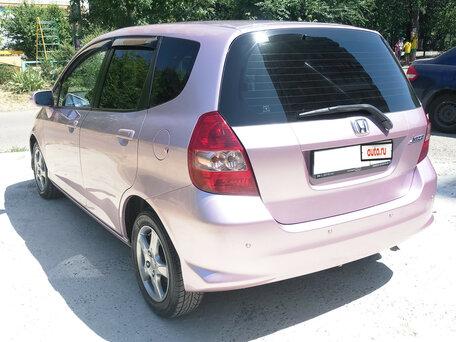 Купить Honda Jazz пробег 67 350.00 км 2008 год выпуска