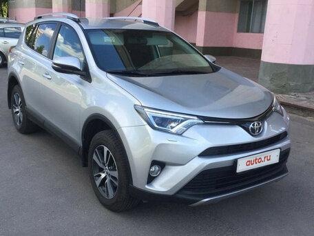 Купить Toyota RAV 4 пробег 15 000.00 км 2018 год выпуска