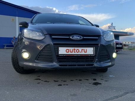 Купить Ford Focus пробег 166 000.00 км 2011 год выпуска