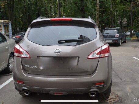 Купить Nissan Murano пробег 112 000.00 км 2012 год выпуска