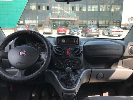 Купить FIAT Doblo пробег 170 000.00 км 2012 год выпуска