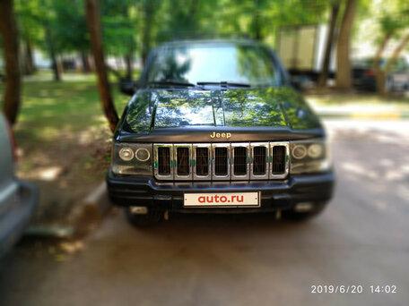 Купить Jeep Grand Cherokee пробег 353 000.00 км 1996 год выпуска