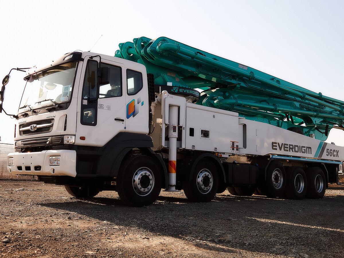 Доставка спецтехники из кореи продажа грузовиков и спецтехники краснодарском крае