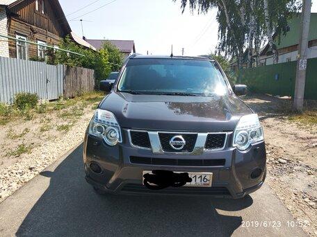 Купить Nissan X-Trail пробег 104 000.00 км 2011 год выпуска