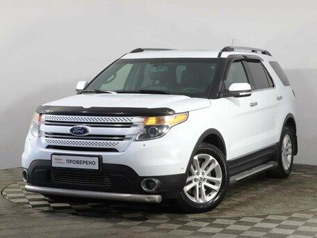 Купить Ford Explorer пробег 128 036.00 км 2014 год выпуска
