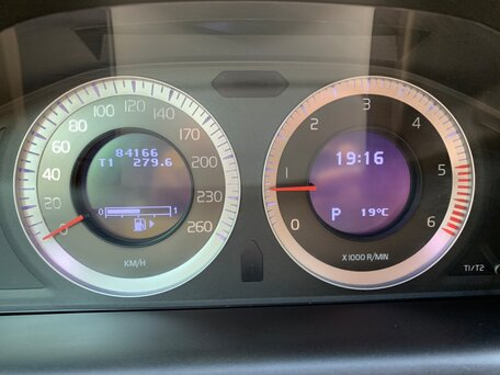 Купить Volvo XC60 пробег 84 166.00 км 2010 год выпуска