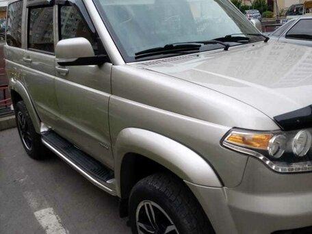 Купить УАЗ Patriot пробег 44 500.00 км 2015 год выпуска