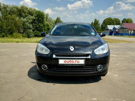 Купить Renault Fluence пробег 110 000.00 км 2010 год выпуска
