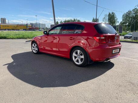 Купить BMW 1 серия пробег 138 000.00 км 2010 год выпуска