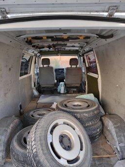 Купить фольксваген транспортер в калининградской области пружины на транспортер т5