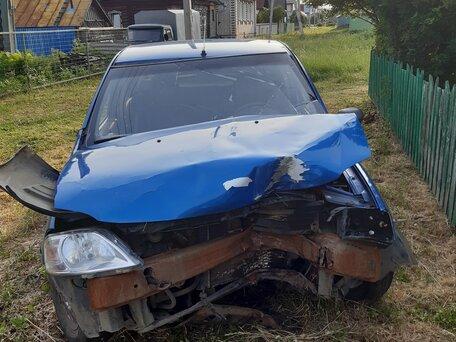 Купить Renault Logan пробег 163 000.00 км 2008 год выпуска