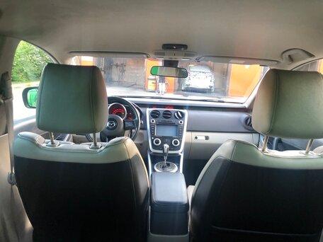 Купить Mazda CX-7 пробег 154 000.00 км 2008 год выпуска