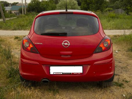 Купить Opel Corsa пробег 103 000.00 км 2013 год выпуска