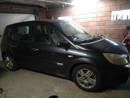 Купить Renault Scenic пробег 300 000.00 км 2004 год выпуска