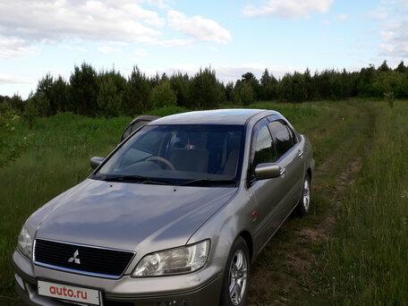 Купить Mitsubishi Lancer пробег 225 000.00 км 2002 год выпуска