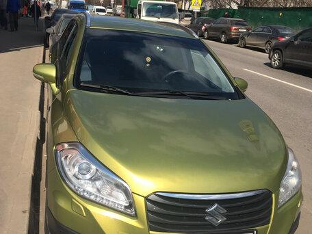 Купить Suzuki SX4 пробег 49 006.00 км 2014 год выпуска