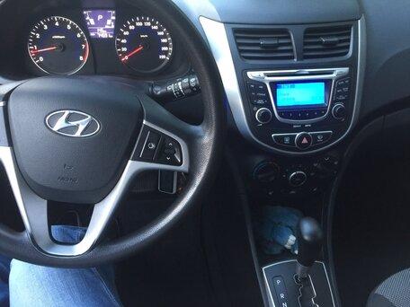 Купить Hyundai Solaris пробег 74 500.00 км 2011 год выпуска