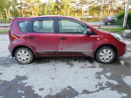 Купить Nissan Note пробег 97 000.00 км 2011 год выпуска