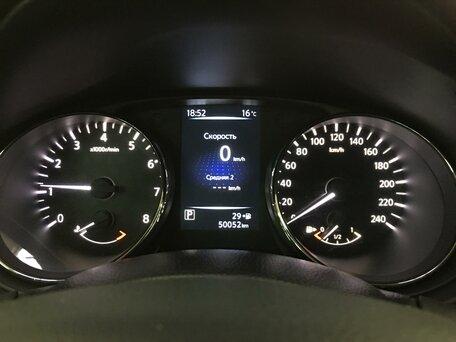 Купить Nissan Qashqai пробег 50 051.00 км 2014 год выпуска