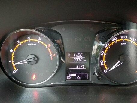 Купить ЛАДА (ВАЗ) Гранта пробег 9 370.00 км 2019 год выпуска