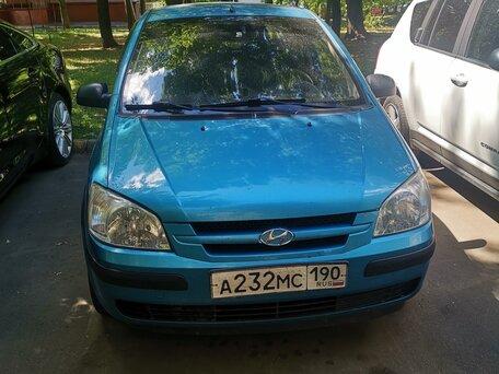 Купить Hyundai Getz пробег 204 000.00 км 2005 год выпуска