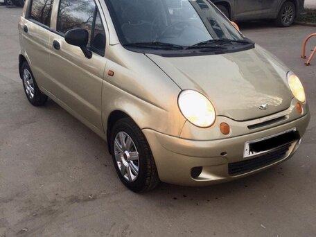 Купить Daewoo Matiz пробег 96 600.00 км 2008 год выпуска