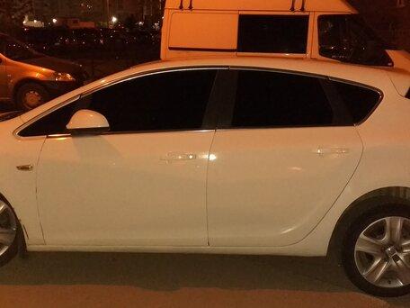 Купить Opel Astra пробег 142 000.00 км 2011 год выпуска