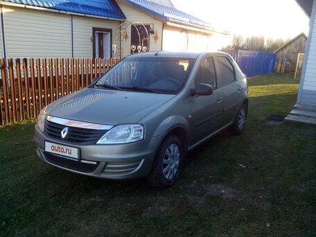 Купить Renault Logan пробег 190 000.00 км 2012 год выпуска