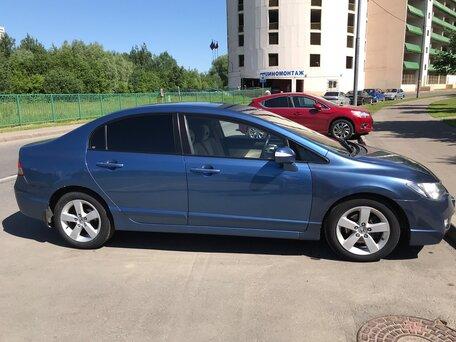 Купить Honda Civic пробег 180 000.00 км 2007 год выпуска
