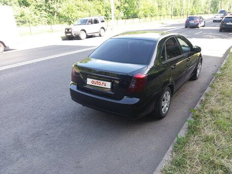 Купить Chevrolet Lacetti пробег 162 000.00 км 2008 год выпуска