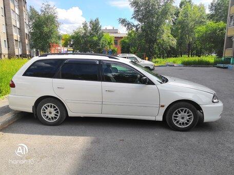 Купить Toyota Caldina пробег 163 000.00 км 2002 год выпуска