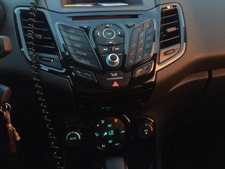 Купить Ford Fiesta пробег 76 000.00 км 2016 год выпуска