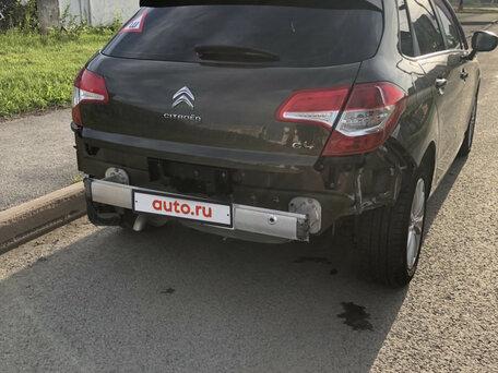 Купить Citroen C4 пробег 86 920.00 км 2012 год выпуска