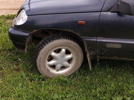 Купить Chevrolet Niva пробег 140 000.00 км 2006 год выпуска