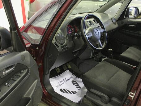 Купить Suzuki SX4 пробег 122 000.00 км 2008 год выпуска