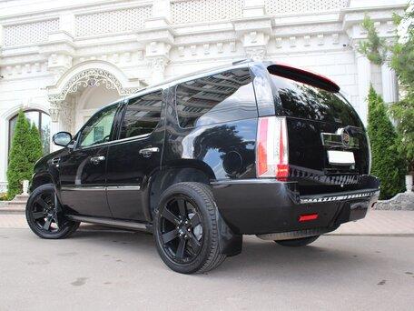 Купить Cadillac Escalade пробег 78 120.00 км 2013 год выпуска