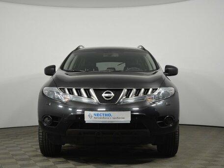 Купить Nissan Murano пробег 139 316.00 км 2010 год выпуска