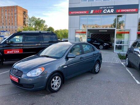 Купить Hyundai Verna пробег 182 000.00 км 2007 год выпуска
