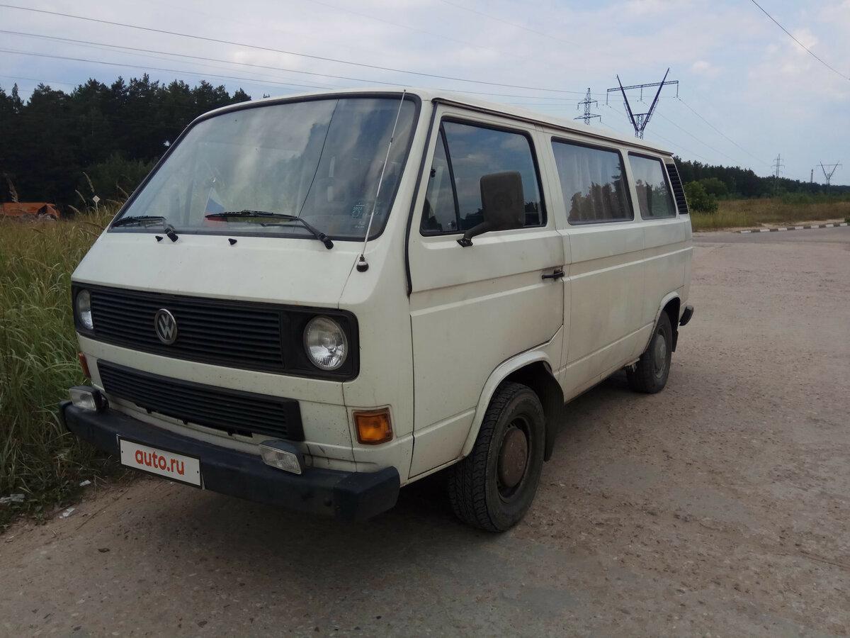 фольксваген транспортер т3 синхро купить в россии