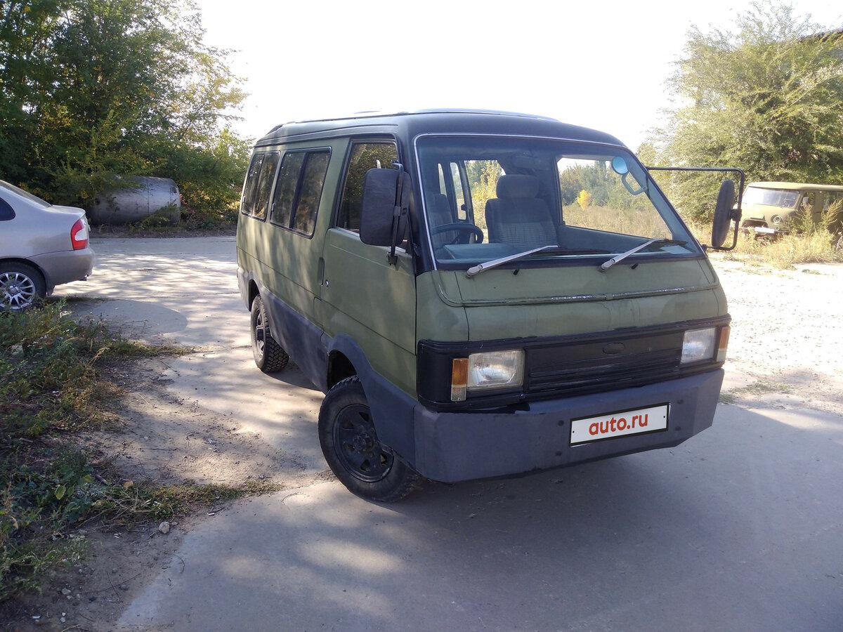 Купить б/у Mazda Bongo III 1.8 MT (90 л.с.) 4WD бензин ...