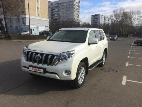 Купить прадо с пробегом в автосалонах москвы автосалоны москвы на карте показать